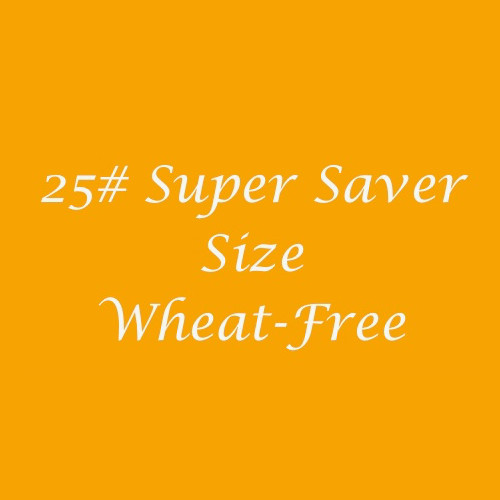 25# Super Saver Wheat
