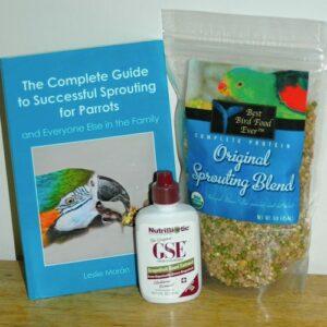 Original Sprouting Blend Kit