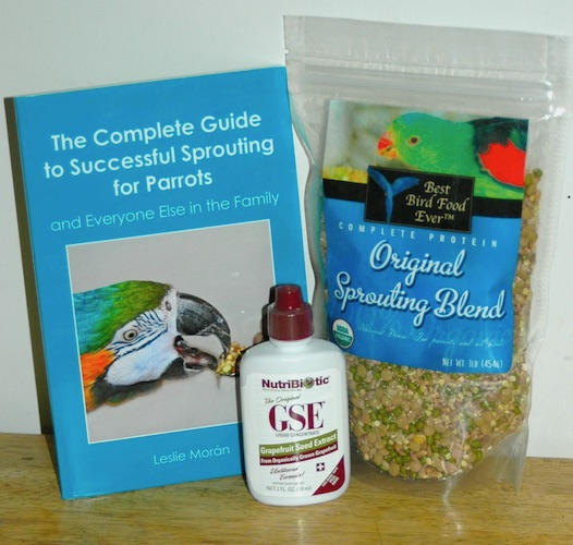 Original Sprouting Blend Kit