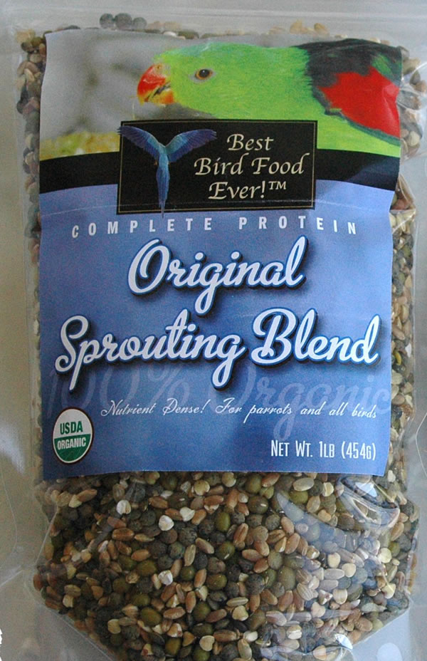 sprouting blend