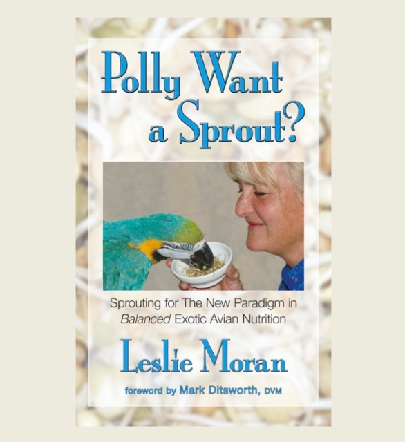 Best sprouting book for parrots.
