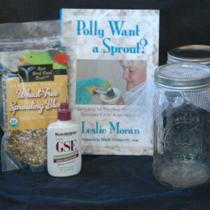 Wheat-free kit with 2 jars
